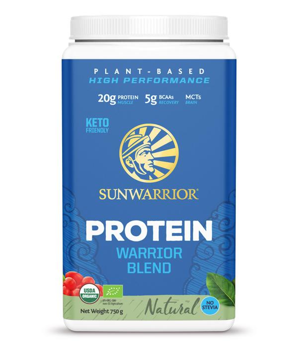 Warrior Blend Växtprotein/Ärtprotein Naturell 750g 1