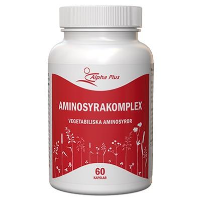 Alpha Plus Vegan Aminosyrakomplex 1
