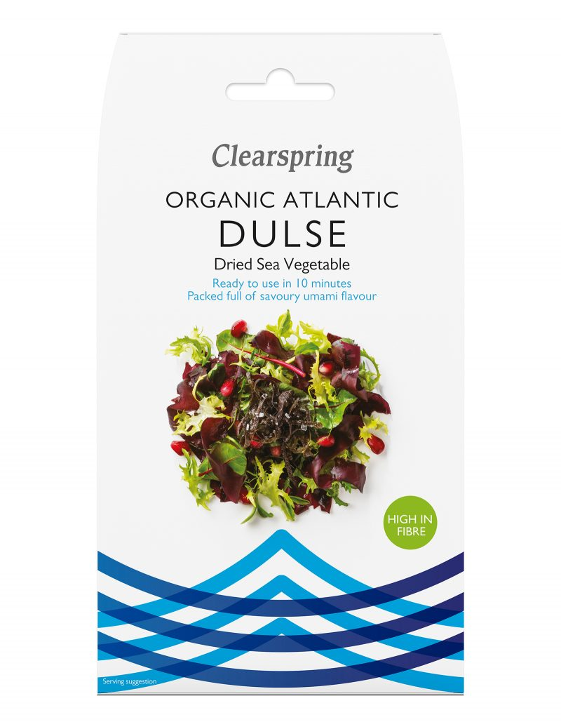 Clearspring RAW Ekologisk Dulse 25 g 1