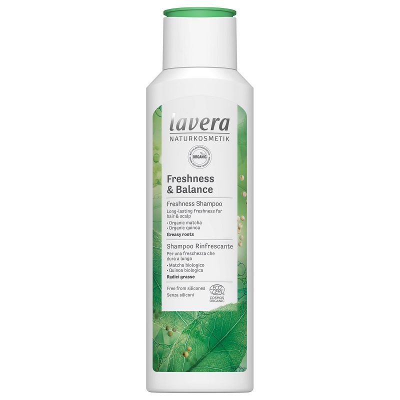 Lavera Freshness & Balance Shampoo 1