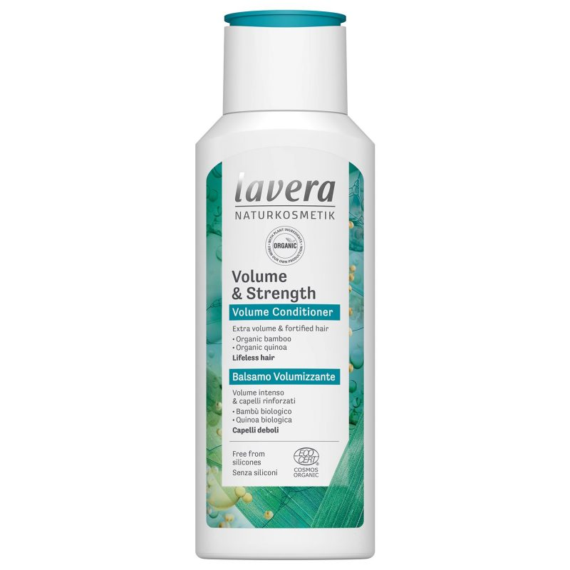 Lavera Volume & Strength Conditioner 1