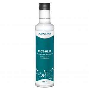 Alpha Plus MCT-olja 250 ml