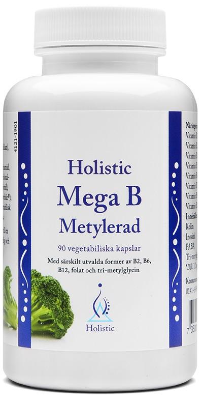 Holistic Mega B Metylerad 1