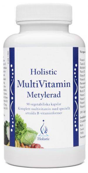 Holistic MultiVitamin Metylerad