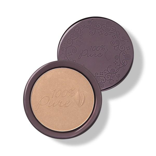 100% Pure Cocoa Pigmented Bronzer - Cocoa Gem 1