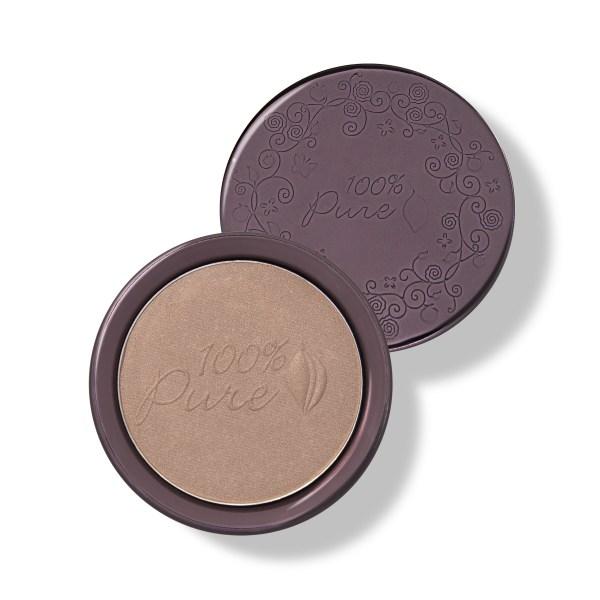 100% Pure Cocoa Pigmented Bronzer - Cocoa Kissed 1
