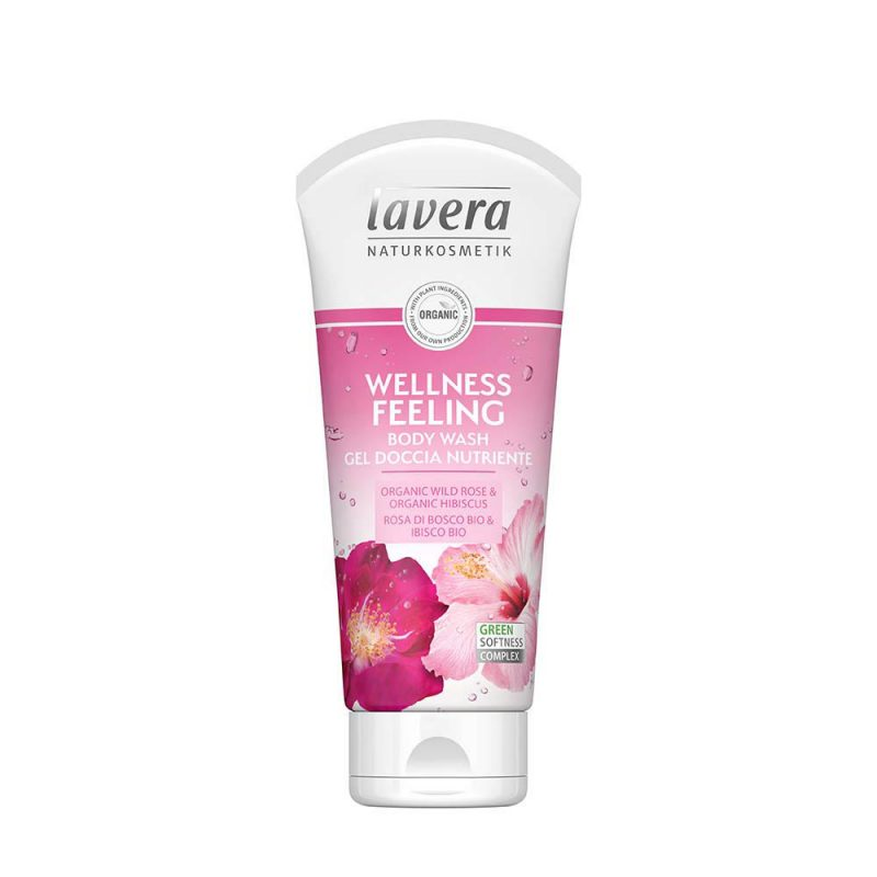 LAVERA Body Wash Wellness Feeling 200 ml 1