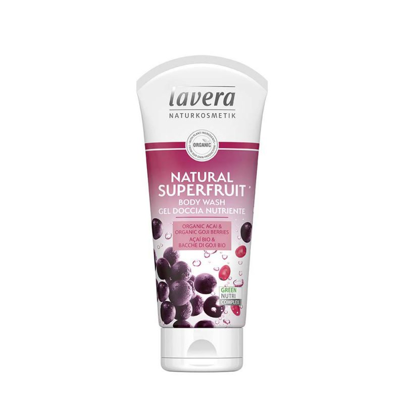 LAVERA Body Wash Superfruit 200 ml 1