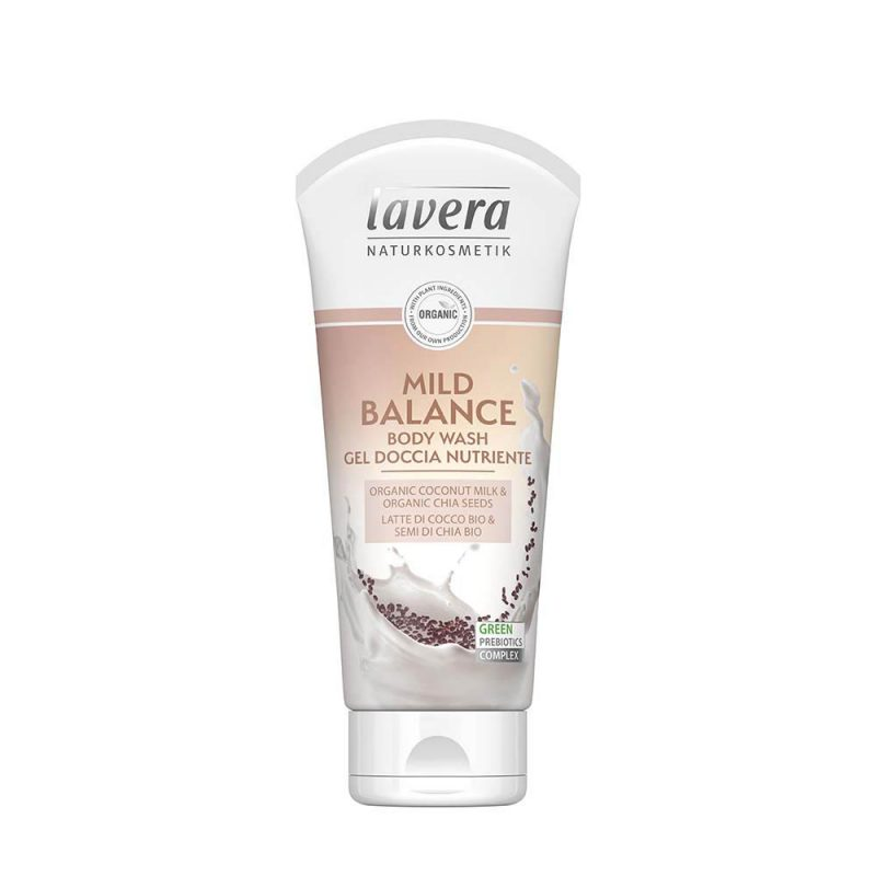 LAVERA Body Wash Mild Balance 200 ml 1