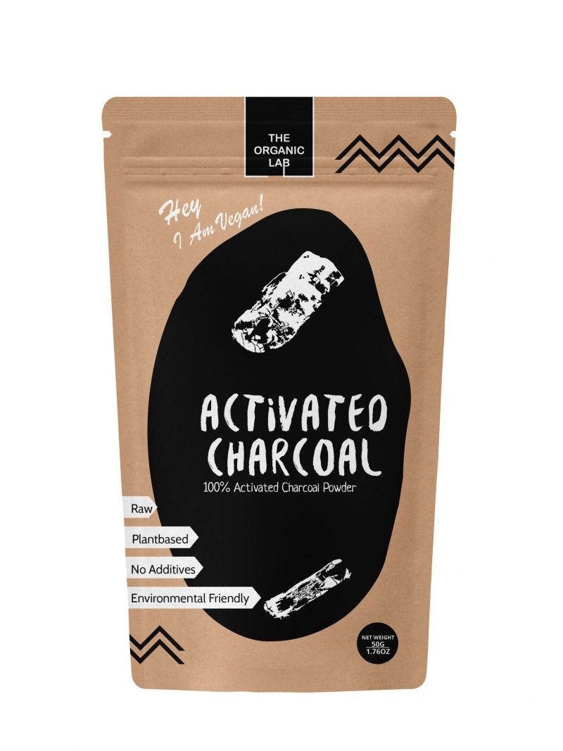 Activated Charcoal Powder 1