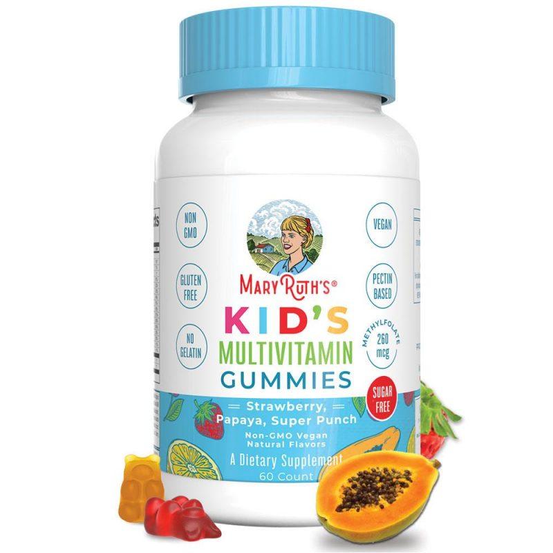 MaryRuth´s Kid's Multivitamin Gummies 1