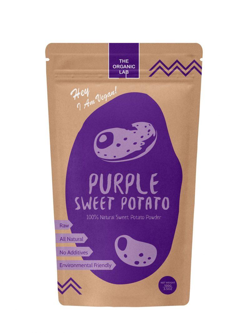 RAW Purple Sweet Potato 1