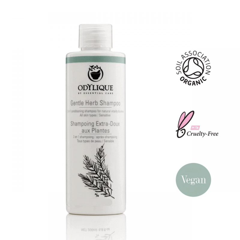 Odylique - Gentle Herb Shampoo 1