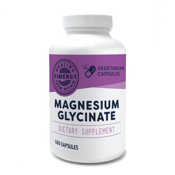 Vimergy Magnesiumglycinat i kapsel 1