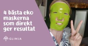 4 bästa ekologiska ansiktsmaskerna som direkt ger resultat 3