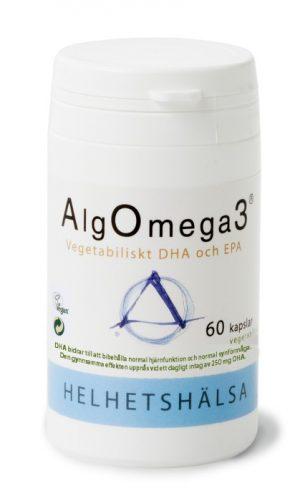 Helhetshälsa AlgOmega3
