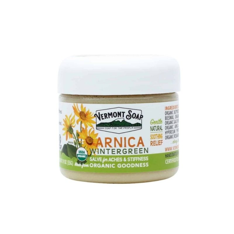 Vermont Soap Arnica Wintergreen Salva 1