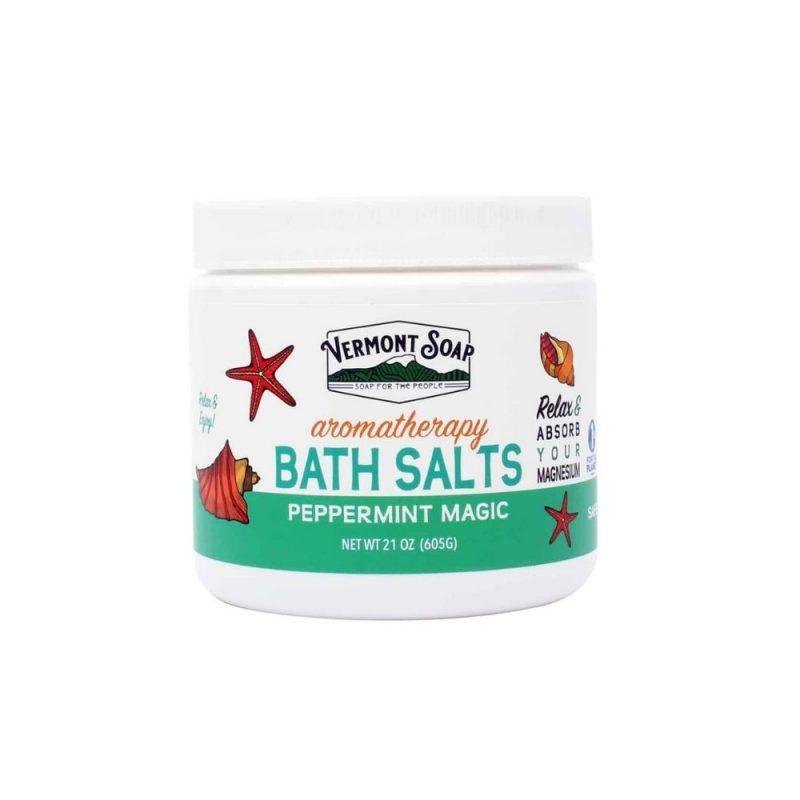 Peppermint Magic Aromatherapy Bath Salts 1