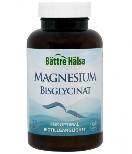 Magnesiumbisglycinat 1