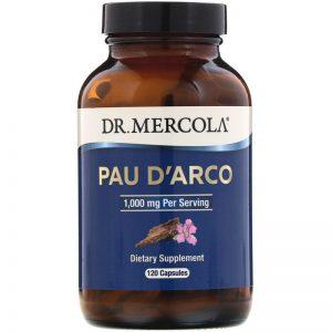 Dr. Mercola Pau D'arco