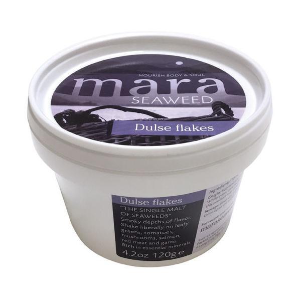 Mara Seaweed - Dulse Flakes 120g 1