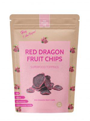 Pitaya Chips / Dragon Fruit Chips