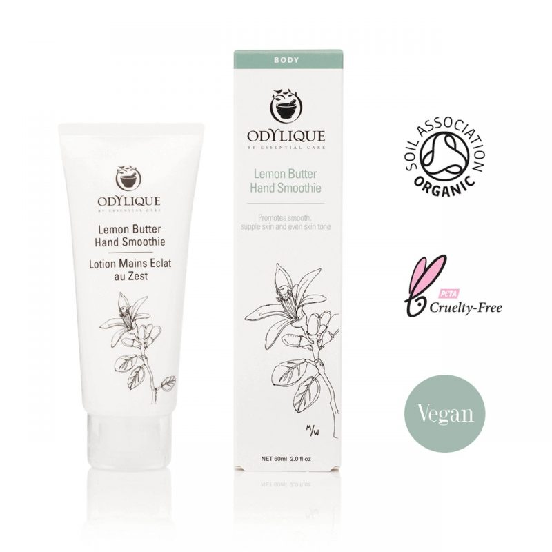Odylique by Essential Care - Lemon Butter Hand Cream, 60 ml 1
