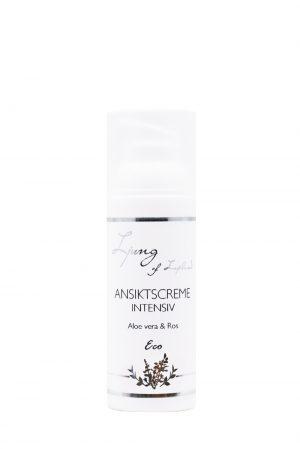 Ljung Hudvård Ekologisk Ansiktscreme Intensiv 50 ml