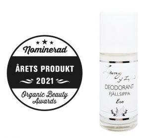Ljung Hudvård Ekologisk Deodorant Fjällsippa 60 ml