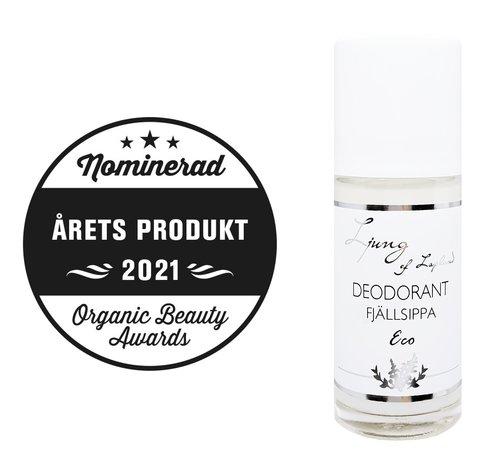 Ljung Hudvård Ekologisk Deodorant Fjällsippa 60 ml 1