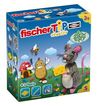Byggbitar av Potatisstärkelse - Fischer Tip, S 1