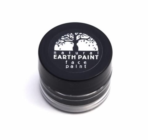 Natural Earth Paint - Ekologisk & Naturlig Ansiktsfärg Svart 1