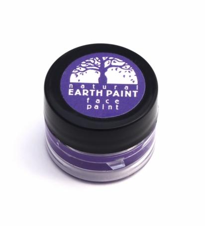 Natural Earth Paint - Ekologisk & Naturlig Ansiktsfärg Lila 1
