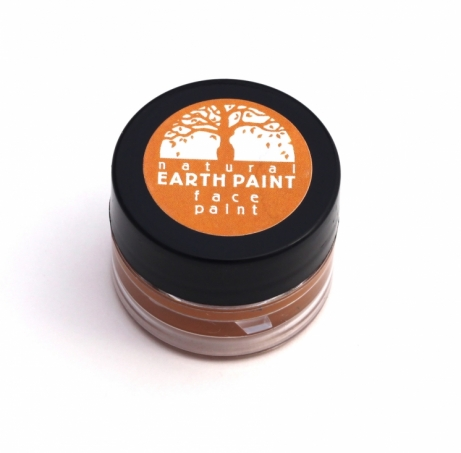 Natural Earth Paint - Ekologisk & Naturlig Ansiktsfärg Orange 1