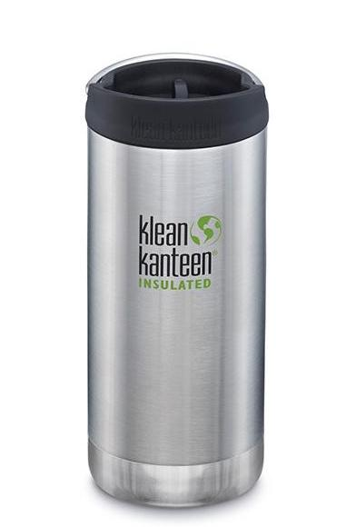 Insulated TKWide Café Cap Brushed Stainless 355 ml