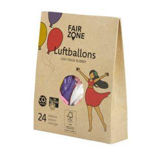 Ballonger i Naturgummi