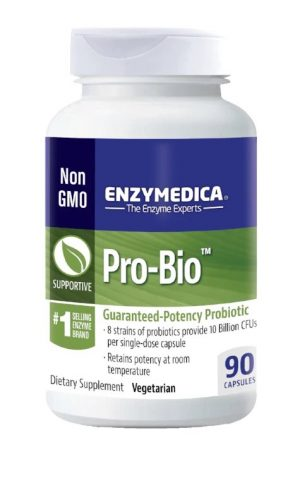 Enzymedica Pro-Bio 90 kapslar