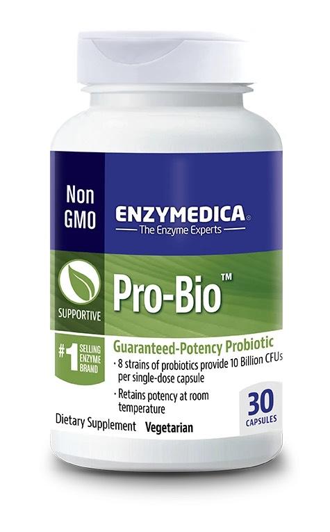 Enzymedica Pro-Bio 30 kapslar 1