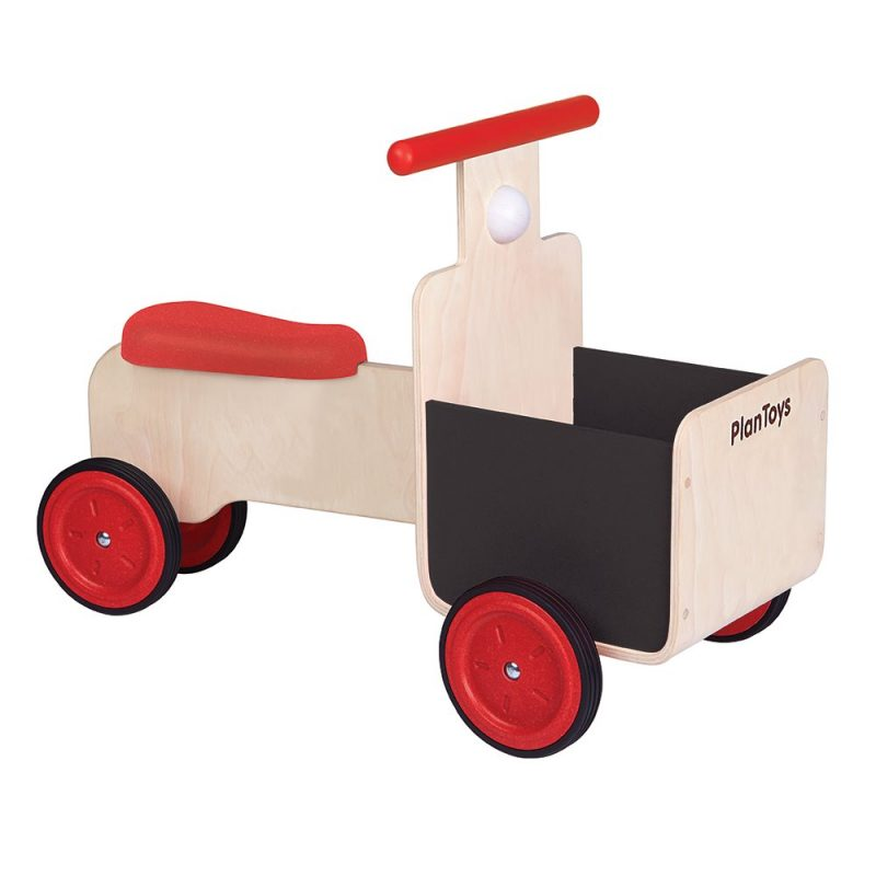PlanToys - Åkleksak / Sparkbil 1