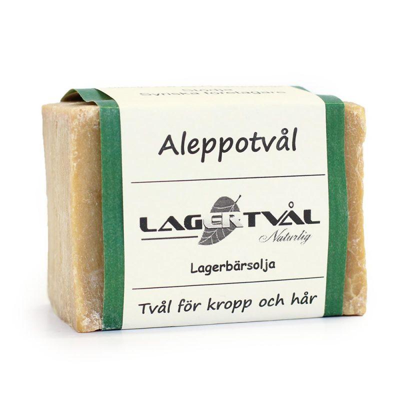 Aleppotvål med 20% Lagerolja 1
