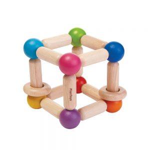 Babyleksak, Square Clutching Toy