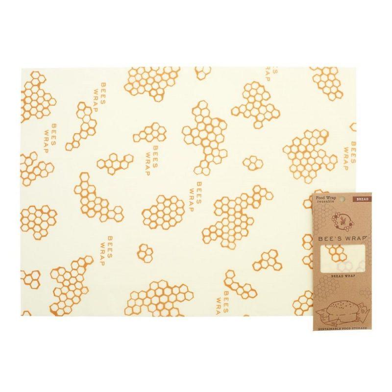 Bee's Wrap - Naturligt och Ekovänligt Folie Bread Wrap 1