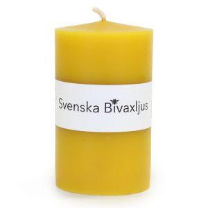 Svenska Bivaxljus Blockljus, 1 st