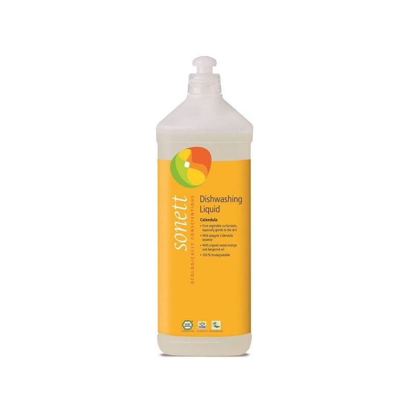 Sonett diskmedel calendula refill 1 liter 1
