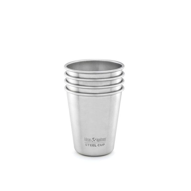 Steel Cup 295 ml, 4-pack