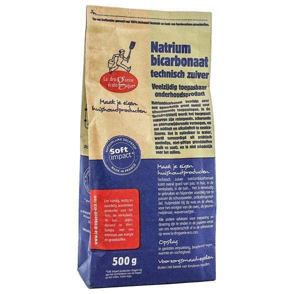 Bikarbonat Storpack för Städning 500 g