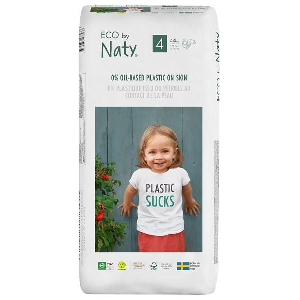 Naty - Ekologiska Blöjor Stl. 4 (7-18 kg), 44 st 1