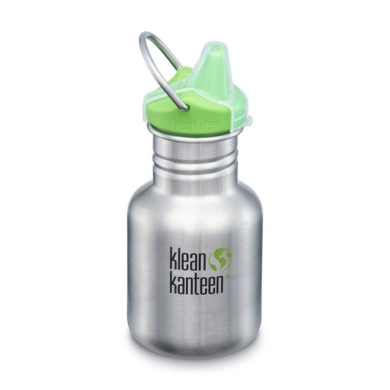 Klean Kanteen - Pipmugg Kid Classic Sippy Brushed Stainless 355 ml 1