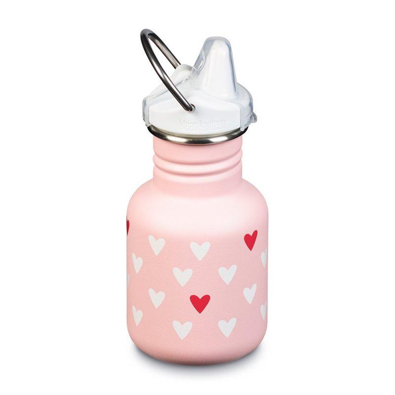 Klean Kanteen - Pipmugg Kid Classic Sippy Millenial Hearts 355 ml 1