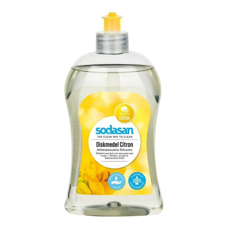 Diskmedel Citron 500 ml